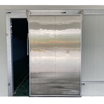 High quality Cold Storage Room With Cold Room Sliding Doors electrical