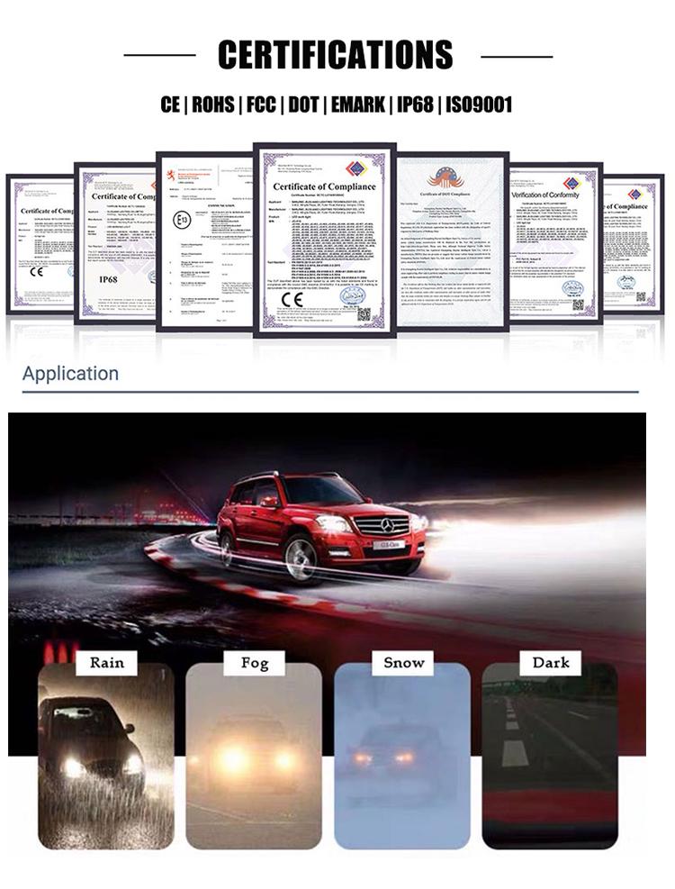 Supory Neue Modell 4X4 4WD AUTO Scheinwerfer Led Lichtbalken