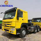 Sino Second Hand New Tractor Truck Head Truck Sinotruck Howo A7 6x4 371HP Head Used Tractor Truck