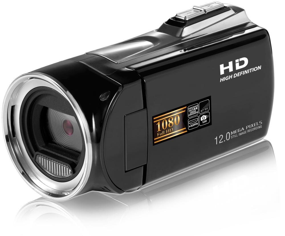 安いミニ dv hd ビデオカメラデジタル 8X でデジタルズーム