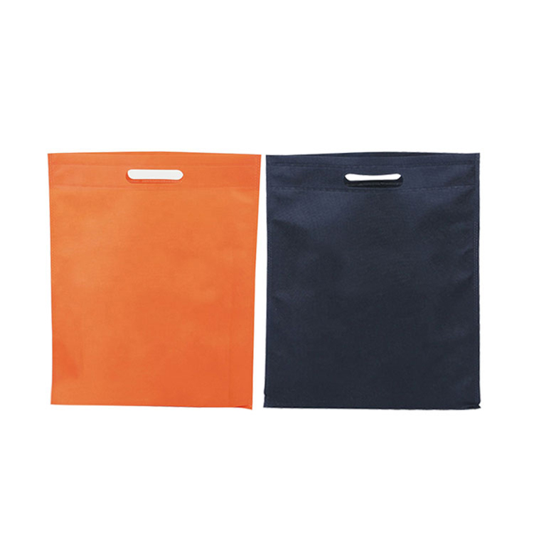 High Quality Manufacturer Supply <strong>ECO</strong> Die Cut Non-woven Shopping PP Packing Bags