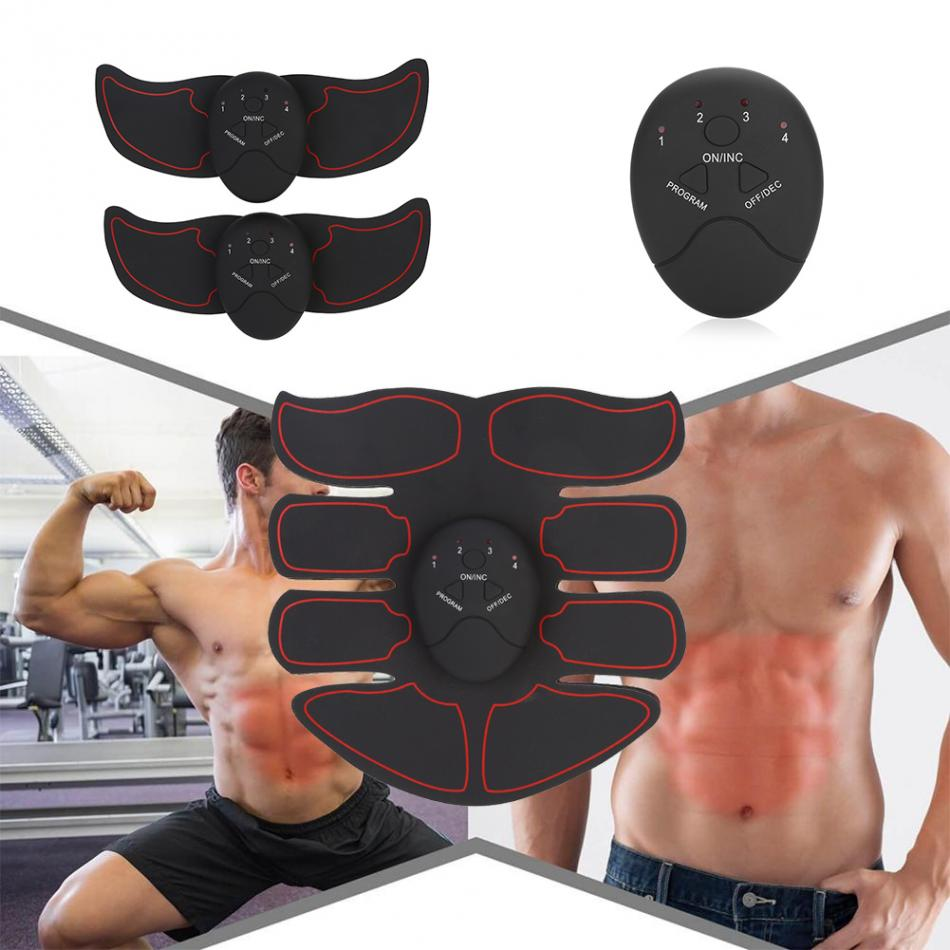 Multifunctional Slimming Fitness นวดกระตุ้นกล้ามเนื้อท้องการฝึกอบรม Patch