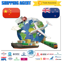 Reliable shipping forwarding agent to New Zealand from China shenzhen guangzhou freight forwarder