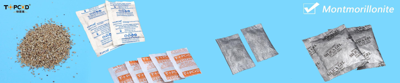 10g montmorillonite clay desiccant