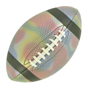 rugby ball size 5 official machine stitched pu american football custom design rugby balls