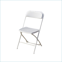 Wholesale meeting room plastic folding chair for event,white designer restaurant dining plastic chair