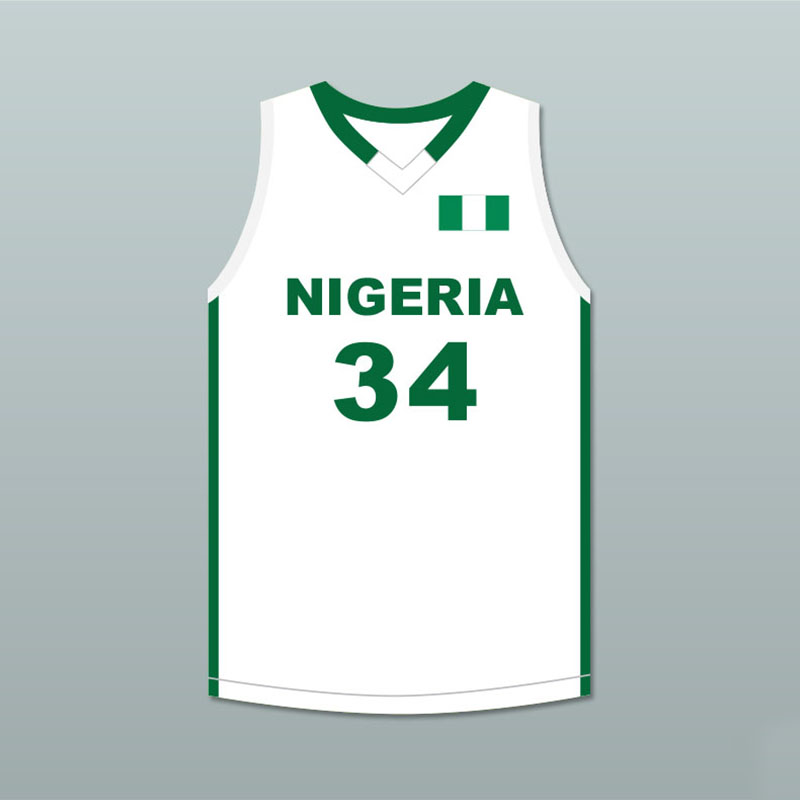 Großhandel nigeria custom basketball uniform/college designs dry fit basketball jersey