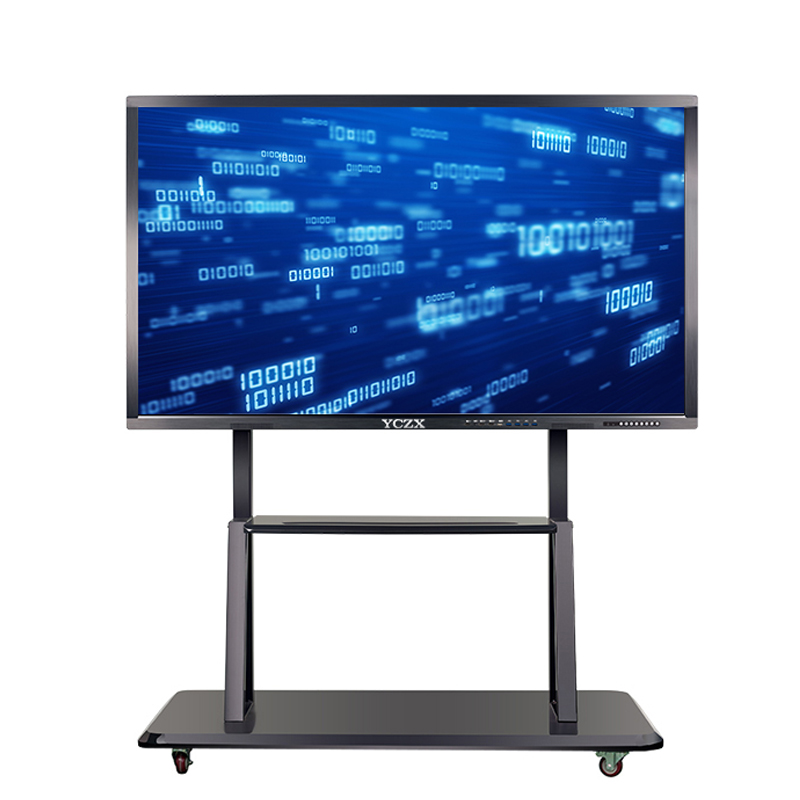 Anti Glare 55 65 75 86 98 Pollici Display LCD A LED Monitor a Schermo Piatto Touch Screen Smart board Interattiva