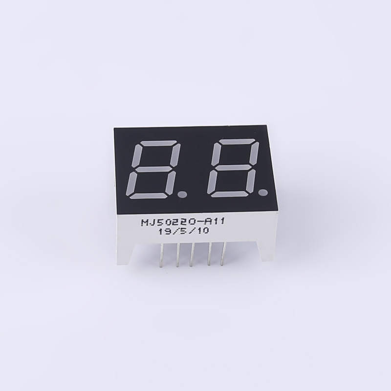 Chinese manufacturer high quality 10 pins 2 digits 0.28 inch white/blue/red/yellow/green/orange color LED display seven segment