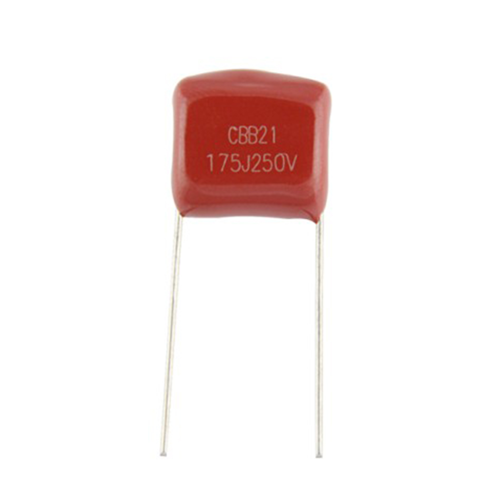 sourcing map CBB21 Metallized Polypropylene Film Capacitors 630V 0.15uF for Electric Circuits Energy Saving Lamps Pack of 50