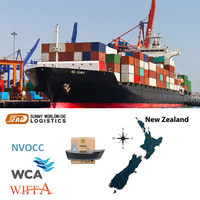 Sea Freight Forwarding Agent Cheap Sea Shipping Rates From China To New Zealand