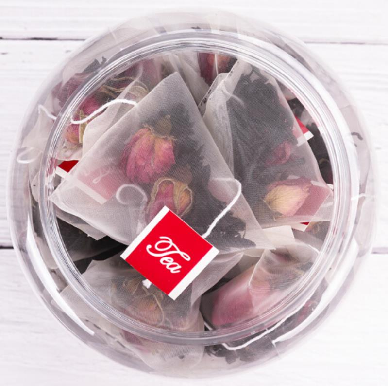 Popular High quality Black tea with Rose in loose /bagged tea - 4uTea | 4uTea.com