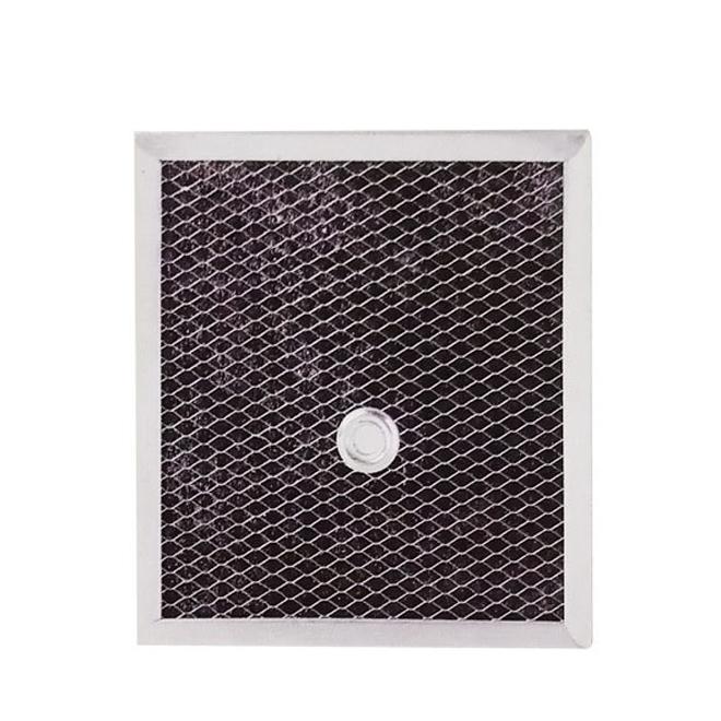 Kitchen cooker hood carbon filter
