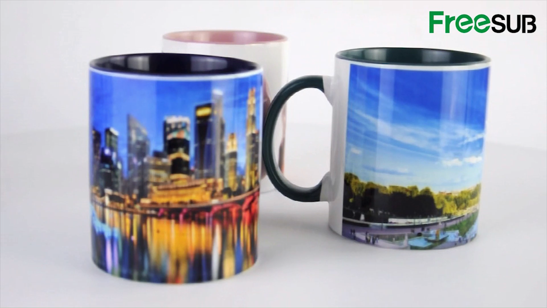 Sunmeta Manufacturer Supply Blank Sublimation Mugs for Sublimation Wholesale