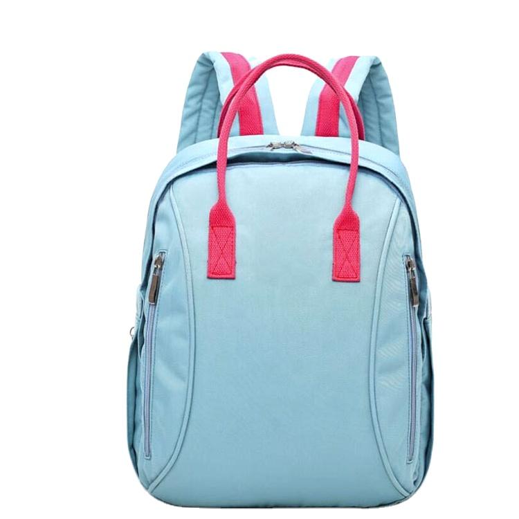 Açık seyahat büyük kapasiteli bebek bezi bakım çantası yüksek kalite çok cepler anne bebek bezi çantası sırt çantası