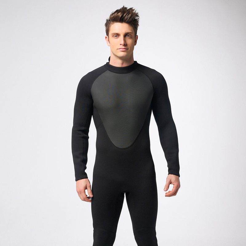 Neoprene Fabric Diving Suit Men Surfing Wetsuit, 3mm Wetsuit Surfing