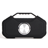 TWS true bluetooth speaker wireless portable waterproof Boombox for outdoor with powerbank 360 surround DSP sounnds