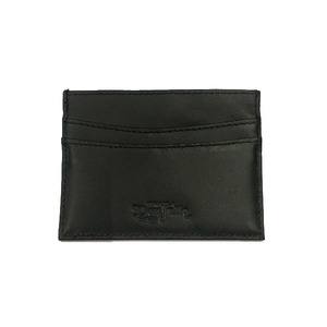 Promotion Gift Pu Leather Business Id Credit Card Holder with Embossed LOGO
