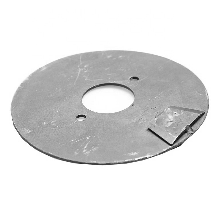 Hot sale crank disk with welding  soldering iron disc for baler parts ABC.01.050