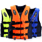 Life Life Vest Adult Waterproof Polyester Oxford Fabric Foam Life Jacket Vest Adult