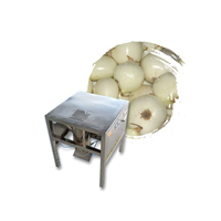 customized automatic onionskin removingmachine onion peeling peeler machine
