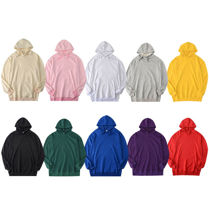 manufacturer unisex plain blank <strong>hoodie</strong> printing custom logo pullover <strong>hoodie</strong>