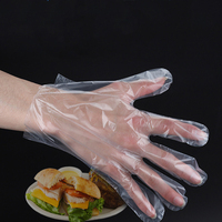 Household Eco-friendly Disposable PE EVA Sterile Gloves for Medical Use