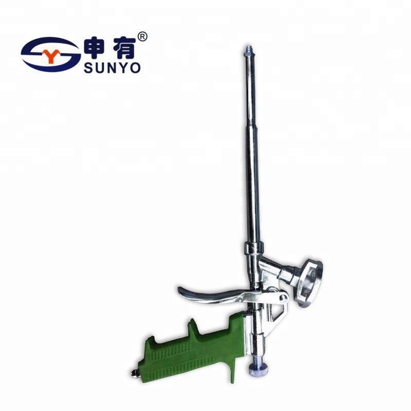 Aluminum Polyurethane Foam Gun for Construction