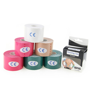New Athletic Muscle  Adhesive Straps Kinesiology Tape 5cm*5m for Sports