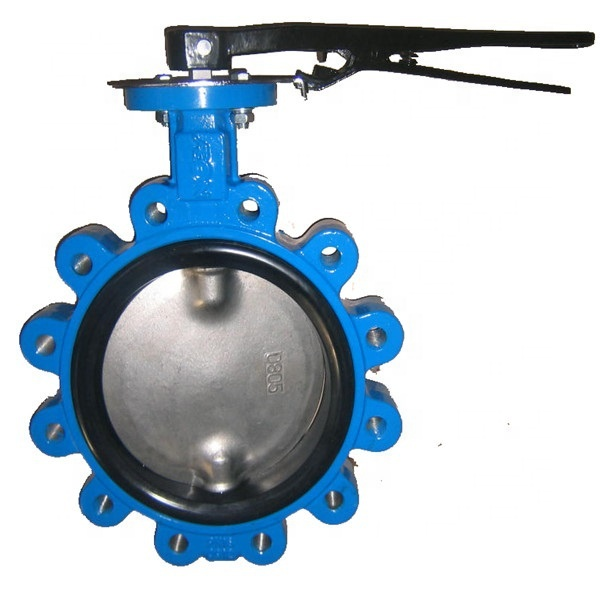 API6D Stainless Steel Lugging About Butterfly Valve