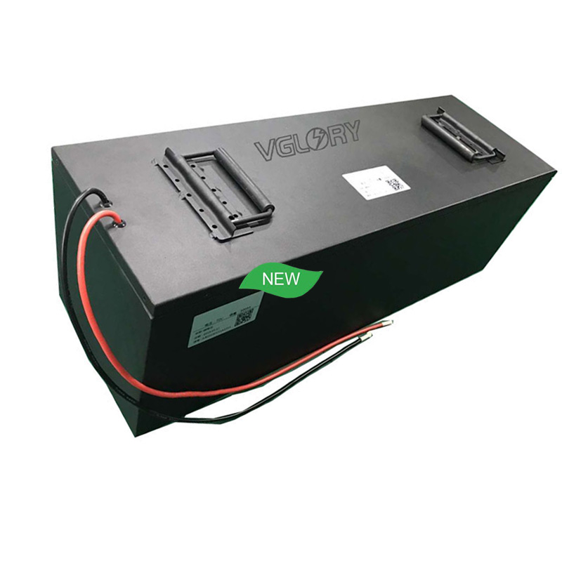 Environmental protection lithium marine battery 72v150ah