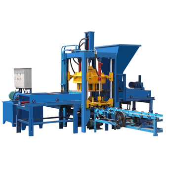 hydraulic paver block machine / pavement blocks making machinery / interlocking and paving stone production line QTF3-20