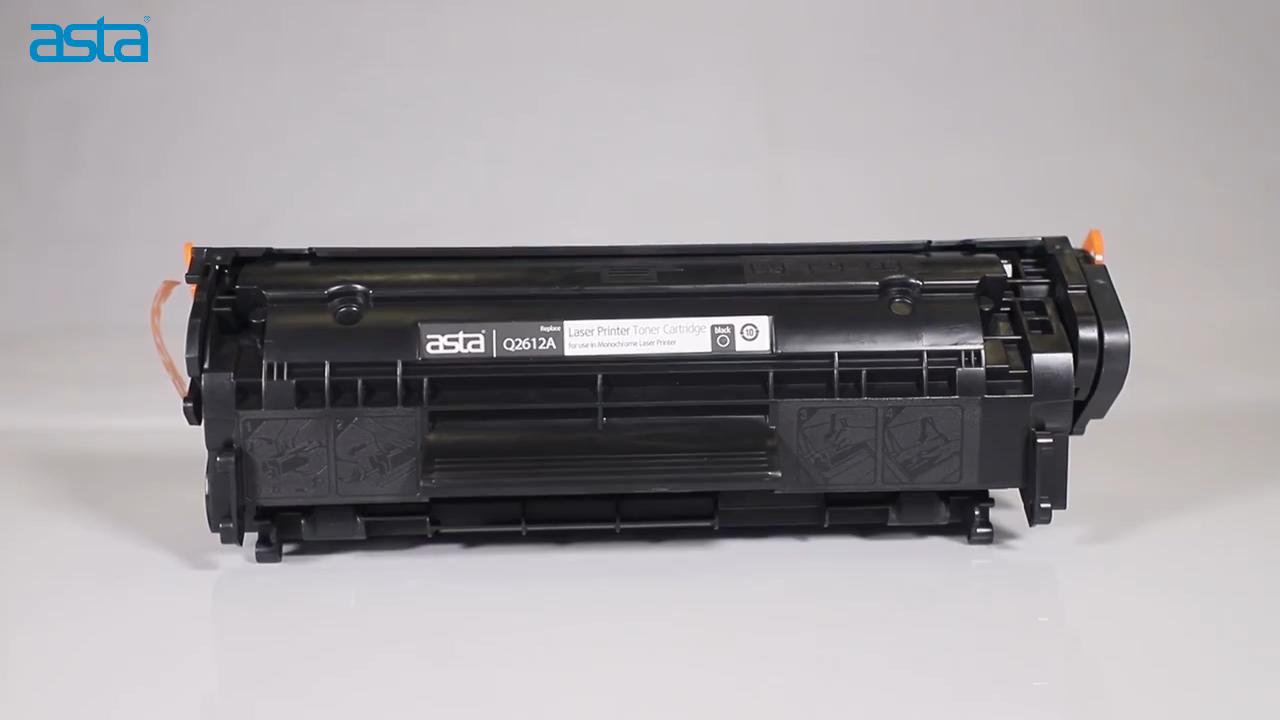 ASTA Shenzhen Supplier Premium Print Universal CRG137 CRG337 CRG737 Compatible Toner Cartridge For Canon