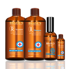 Wholesale Private Label Custom Brazil's Natural Plant Essence Keratin Hair Care Treatment Conditioner and Shampoo