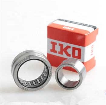 Best quality chrome steel IKO bearing flat needle roller bearing