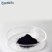 Pocteon Textile Dyes 200% Strength Acid Blue 225 Dyeing For Nylon