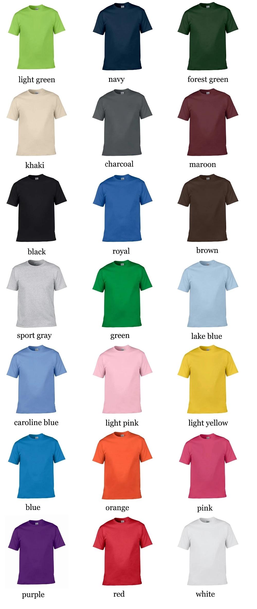 New design feito sob encomenda do algodão T shirt homens o pescoço t-shirt por atacado t shirt impressão personalizada com ótimo preço