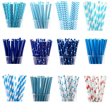 Wholesale Party Festival Paper Straw Halloween Paper Straw