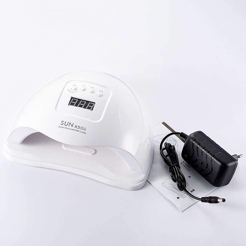 SUNX5 PLus New Professional 54W Top Sale new <strong>sun</strong> 5 plus 48w nail dryer uv