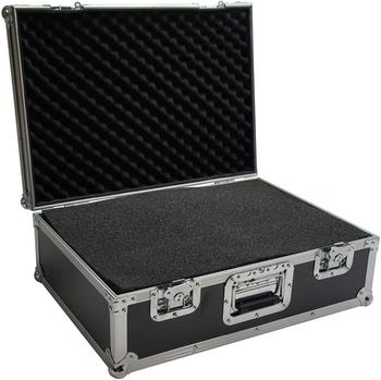 "Flight 23"" x 16.5"" x 7-3/4"" Pick & Pluck Foam Utility Locking Case"