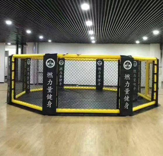 Professionelle UFC kampf käfig angepasst MMA achteck käfig