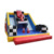 2 Lanes Commercial Inflatable RC Car Slide Playground Kids Jumping Dry Slide For Sale