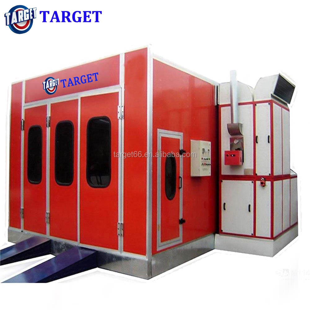 Alibaba Good Supplier TARGET Car Paint Spray Booth