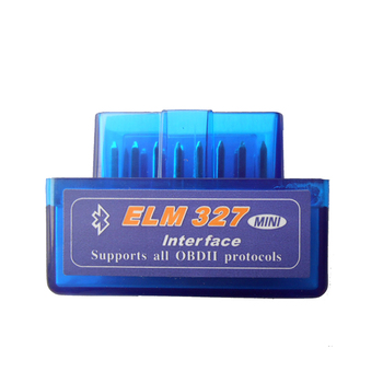 Super Mini Elm327 V2.1 Obd2 Scanner Android Adapter Check Engine Light Obdii Auto Diagnostic Tool Scanner