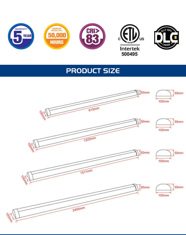 low profile easy connection indirect emitting lighting dimmable hanging tube led pendant up and down linear office light