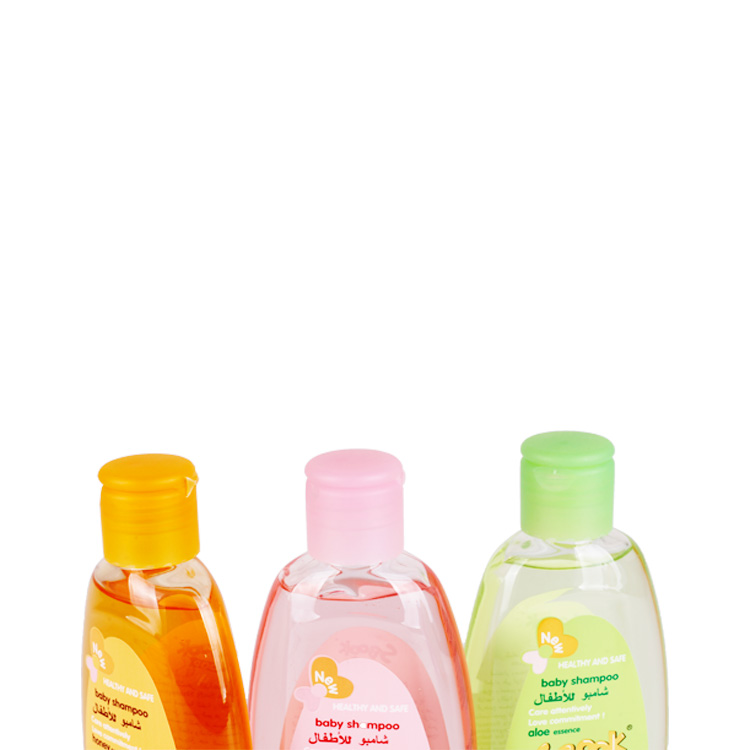 200ml OEM Certificate Baby Shampoo baby body wash shampo With Private label Baby shampoo