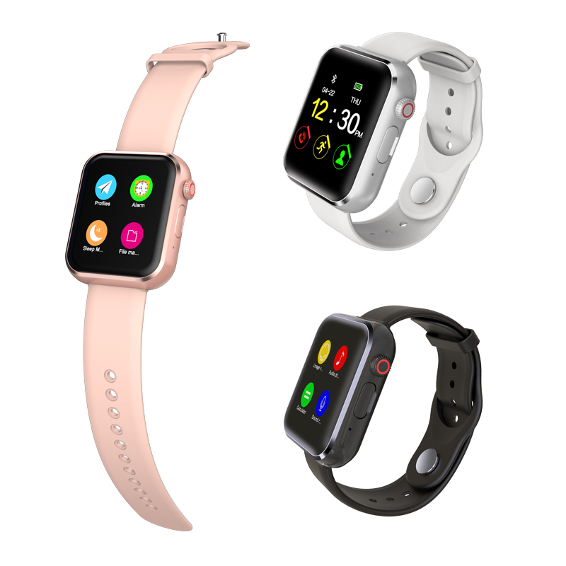 Hot sale sports watch 2G GSM sim card slot smart bracelet KY001 smart watch
