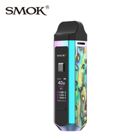 2019 Newest Smok RPM40 Kit 40W SMOK RPM40 Pod Mod 1500mAh Kit Ecig Vaper