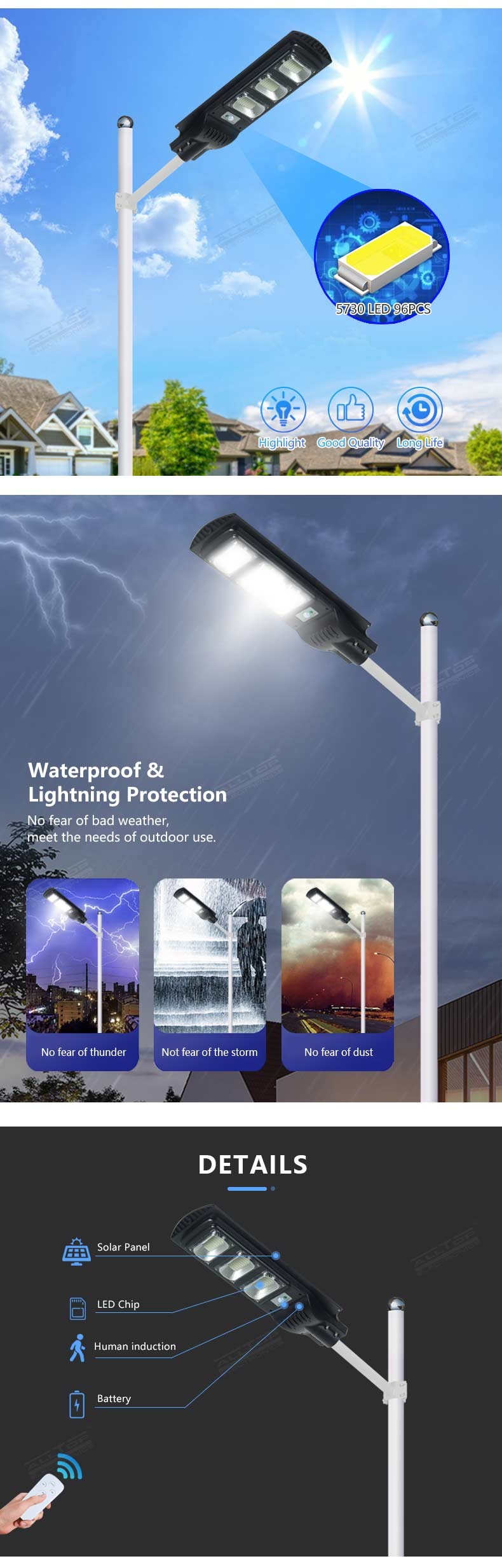 high-quality luminous solar street light high-end manufacturer-11