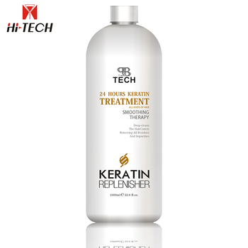 Deep nourishment straightening collagen brazilian hair keratin treatment